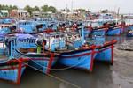 TP.HCM cấm tàu thuyền xuất bến đề phòng áp thấp nhiệt đới
