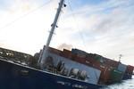 Bắt đầu triển khai công tác cứu hộ tàu chở container Heung-A Dragon