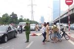 Xe khách cán chết một sinh viên trường ĐHQG Hà Nội trên đường về quê