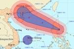 """Tin mới về """"siêu bão"""" giật cấp 16 và áp thấp nhiệt đới trên biển Đông"""