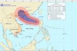Tin mới nhất về cơn bão số 7 (siêu bão Utor) trên Biển Đông