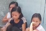 Cuộc giải cứu 2 em nhỏ bị thiếu nữ 18 tuổi bắt cóc trên phố