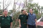 Phó Thủ tướng Hoàng Trung Hải tới hiện trường vụ nổ kho pháo hoa