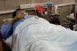 Công nhân nhà máy gạch Xuân Hòa tử vong do nghi bị ngạt khí
