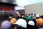 Khởi tố vụ xô xát ở Nhà máy Samsung khiến 13 người bị thương