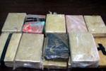 Giấu 5kg ma túy trong thùng loa, vượt biên bằng xe máy