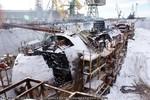 Tàu ngầm hạt nhân K-496 Borisoglebsk mạnh mẽ một thời của Nga