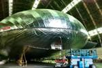 Mỹ thử nghiệm thành công siêu khinh khí cầu quân sự