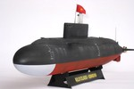 Chùm ảnh: Mô hình tàu ngầm Kilo của Hải quân Việt Nam