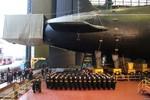 """Những """"sát thủ thầm lặng"""" trong đội tàu ngầm chiến lược Nga"""