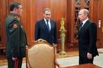 Bộ trưởng Quốc phòng Nga lên đường thăm Myanmar, Việt Nam