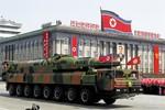 Tướng Bắc Triều Tiên: Tên lửa hạt nhân của Bình Nhưỡng đã sẵn sàng