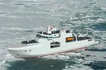 Canada công bố mẫu thiết kế tàu cho hải quân hoạt động ở Bắc Cực