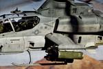 Rơi trực thăng Bell AH-1 ở Israel, 2 phi công tử nạn