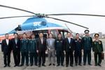Hoàn thành nhiệm vụ bay chuyên cơ lần đầu tiên tại Lào