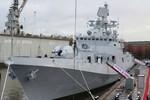 Khu trục hạm tàng hình Talwar của Ấn Độ đã được thử nghiệm gần xong