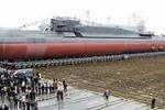 """Hải quân Nga sẽ nhận được chiếc """"Lada"""" thứ hai vào năm 2016"""