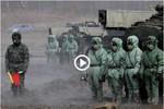Video: Hạm đội Thái Bình Dương tập trận phòng hóa