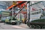 Nhà máy chế tạo bích kích pháo MSTA-S 155mm của Nga