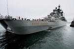 Hải quân Nga diễn tập mô phỏng săn tàu ngầm nước ngoài
