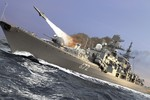 Nga phóng thành công tên lửa diệt hạm Moskit trên Thái Bình Dương