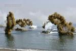 Mỹ - Hàn rầm rộ trong tập trận đổ bộ Ssangyong 2013 (P1)