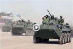 Video: Vũ khí Nga đã tập kết về thủ đô Moscow chuẩn bị trình diễn