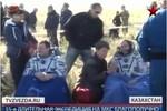 Video: 3 nhà du hành vũ trụ quốc tế bay về Trái Đất an toàn