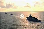 Video: Tập trận hải quân Nga - Na Uy Pomor 2013 vào giai đoạn cuối