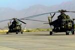 Nga sẽ bàn giao cho Afghanistan thêm 12 chiếc Mi-17V5
