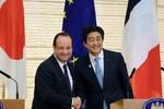 Căng thẳng ở Đông Á, Nhật Bản bắt tay Pháp phát triển vũ khí