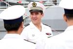 Tàu hộ tống, chống ngầm Georges Leygues của Pháp đến Việt Nam