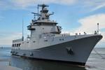 Tàu hải quân các nước tham gia diễn tập khuôn khổ ADMM+