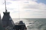Chiến hạm Đinh Tiên Hoàng và Lý Thái Tổ tuần tra trên biển Đông