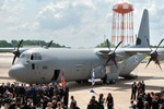 Israel nhận máy bay vận tải C-130J Super Hercules đầu tiên từ Mỹ