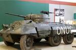 Bên trong bảo tàng thiết giáp của quân đội Thụy Điển (P1)