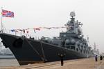 Tàu chiến Hạm đội Thái Bình Dương sắp thăm cảng Việt Nam