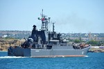 Hải quân Nga điều thêm một tàu đổ bộ đến căn cứ ở bờ biển Syria