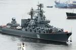 Hải quân Nga sẽ điều tổng cộng 10 chiến hạm đến  gần Syria