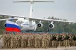 Những hình ảnh đầu tiên về cuộc tập trận chiến lược Nga - Belarus