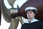 """Latvia hạ thủy tàu tuần tra song thể P-09 """"REZEKNE"""""""