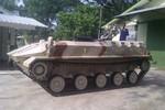 Indonesia giới thiệu xe tăng nội địa đầu tiên