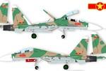 Nga sẽ sản xuất tiêm kích giá rẻ giống máy bay Su-30, T-50?