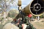 Chùm ảnh: Xem cảnh huấn luyện cơ bản của Lục quân Hy Lạp