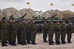 Video: Quân khu Tây của Nga nhận 100 xe tăng T- 72B3