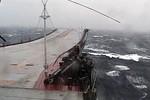 Xử lý tình huống thủng thân tàu trên hàng không mẫu hạm Kuznetsov