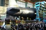 Hải quân Nga nhận tàu ngầm hạt nhân Severodvinsk, Dự án Yasen