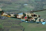 Gruzia tuyên bố sẽ thay máy bay Nga bằng trực thăng Mỹ