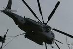 Trực thăng quân sự Mỹ rơi tại Anh