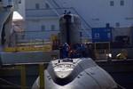 Tàu ngầm Hà Nội HQ182 đã hoàn thành chuyến ra biển đầu tiên